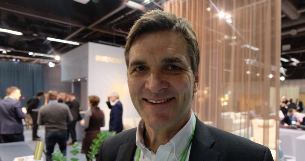Reidar Mjelde har gått av som daglig leder. (Foto: Odd Henrik Vanebo)