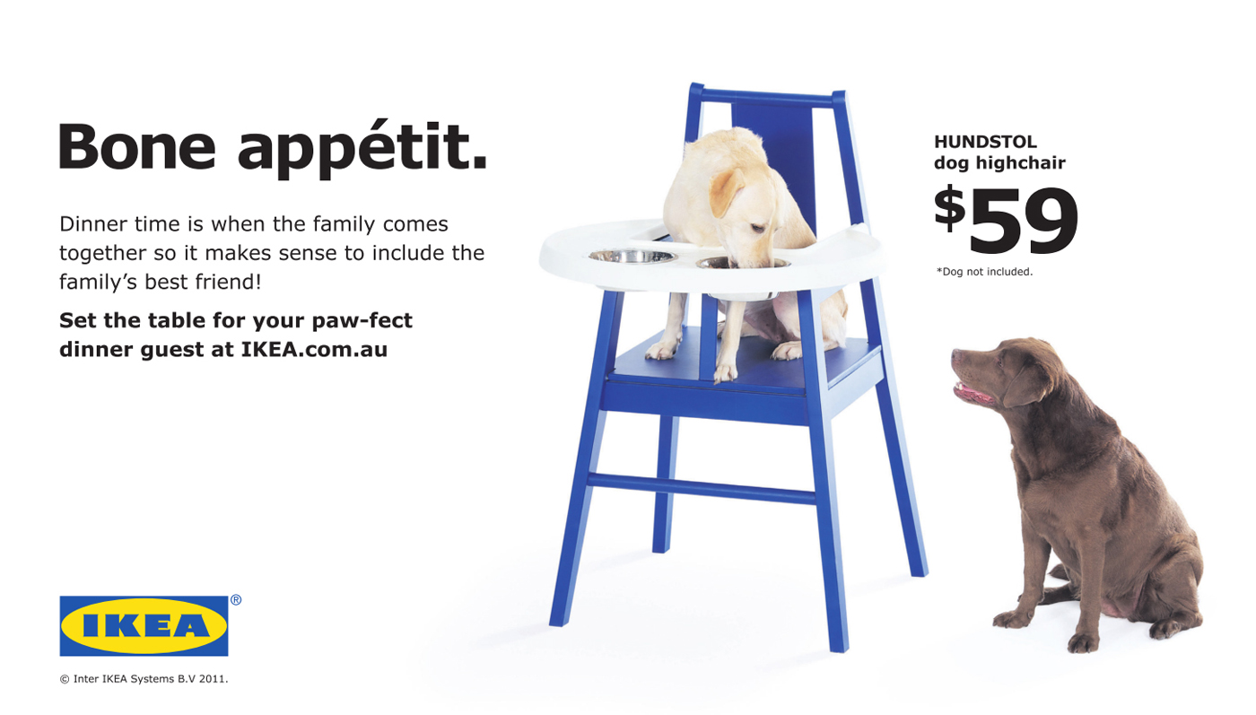 Foreløpig bare til salgs i Nord-Amerika, men Europa står for tur. (Faksimile annonse: IKEA/Instagram)