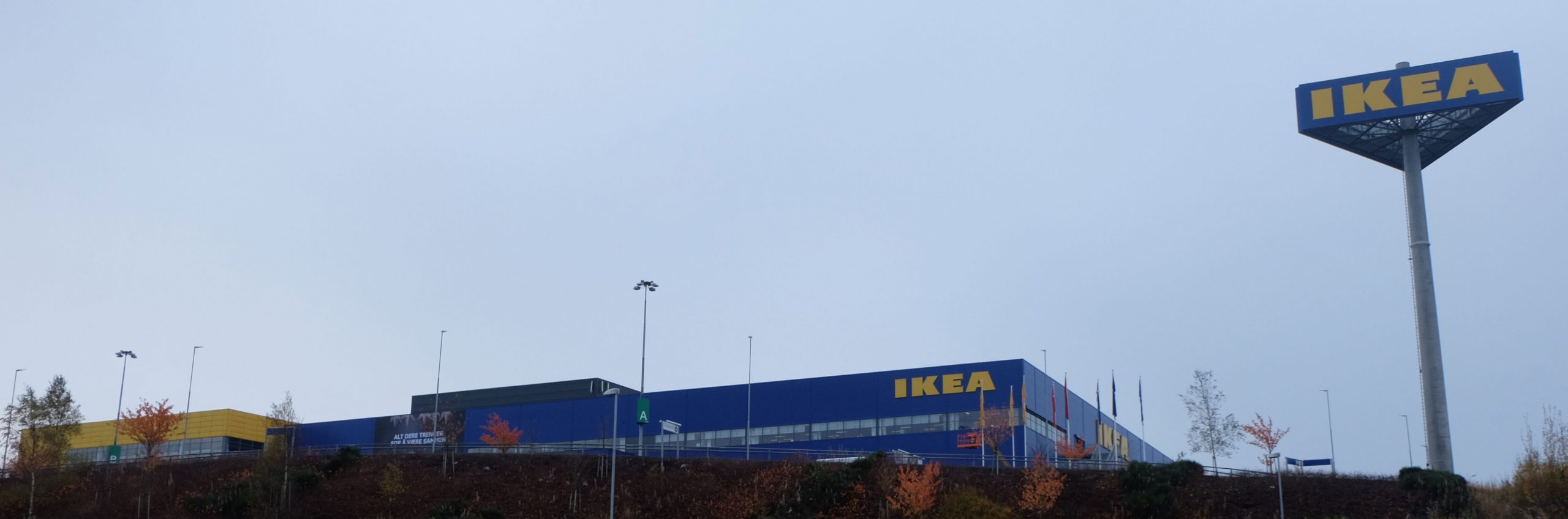 IKEA Sørlandet fikk en utfordring å håndtere. (Arkivfoto: Odd Henrik Vanebo)