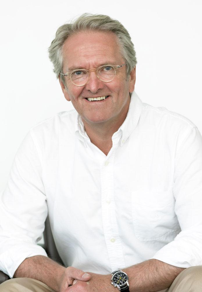 Knut Skoe – påtroppende redaktør og daglig leder.