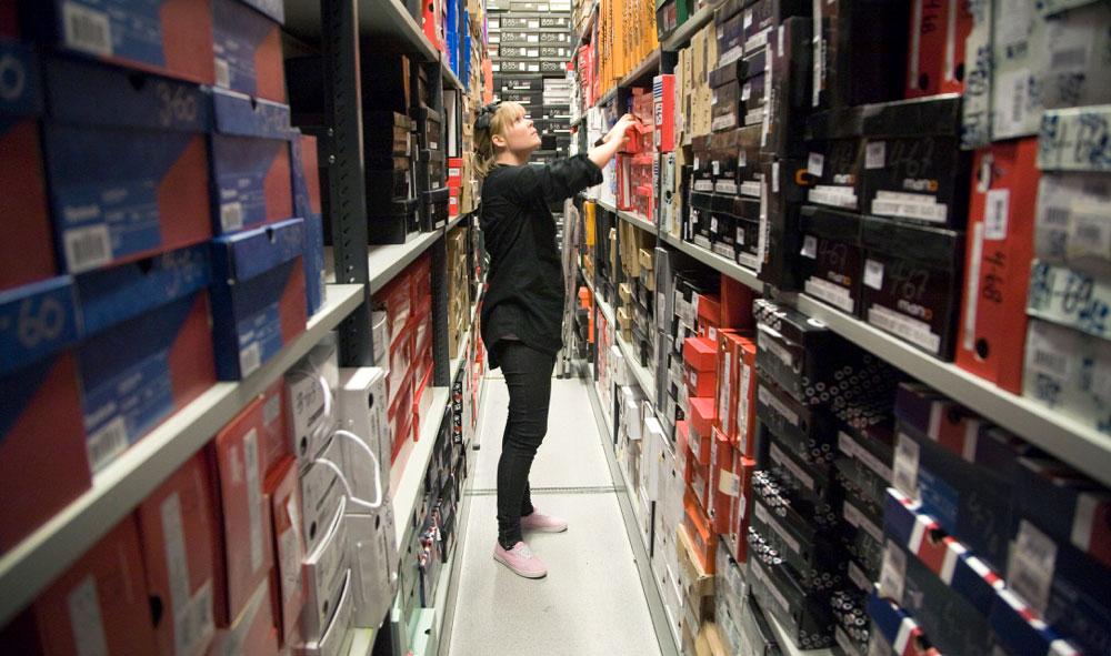 3. desember var første av tre søndager i desember hvor butikkene får være åpne.