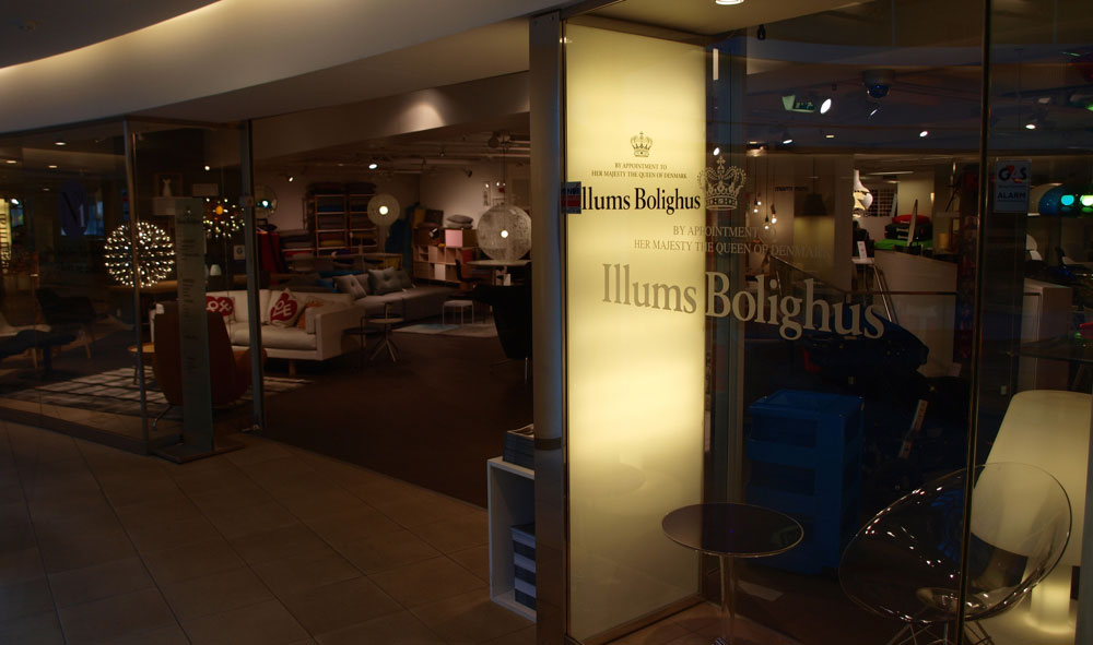 Illums Bolighus skal flytte fra Høuse of Oslo til Vikaterrassen. (Foto: Odd Henrik Vanebo)