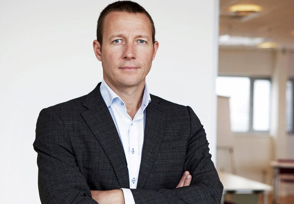 Harald J. Andersen vil ta for seg de siste handelstrendene og hvordan norsk handel vil endres når teknologigiganter som Amazon og Alibaba får innpass på store deler av markedet. (Foto: Virke)