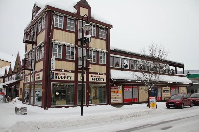 Etableringen av det nye Skeidar-varehuset skjer på Bondlidtorget. (Foto: Colliers.com)