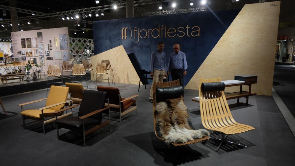 Fjordfieasta valgte i år å ekspnere seg på ODF. (Foto: Odd Henrik Vanebo)