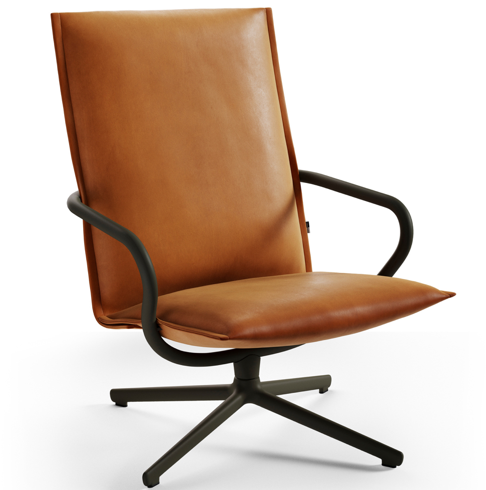 Fora Form er nominert til Årets produkt for loungestolen «Camp». (Foto: Fora Form)