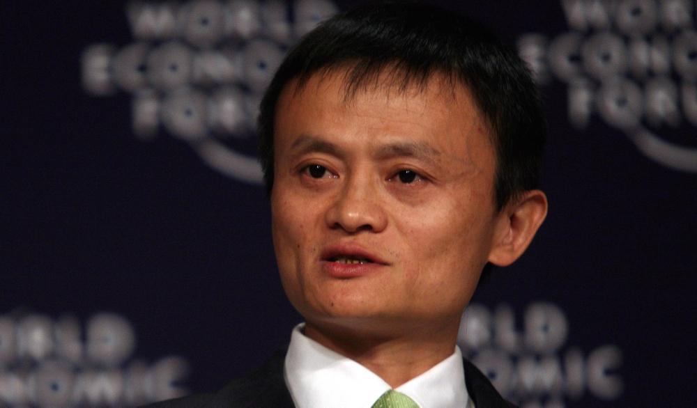 Jack Ma forventet at detaljhandelen vil gjennomgå endring med integrering av online, offline, logistikk og data på tvers av den enkelte verdikjede. (Foto: Wikipedia)