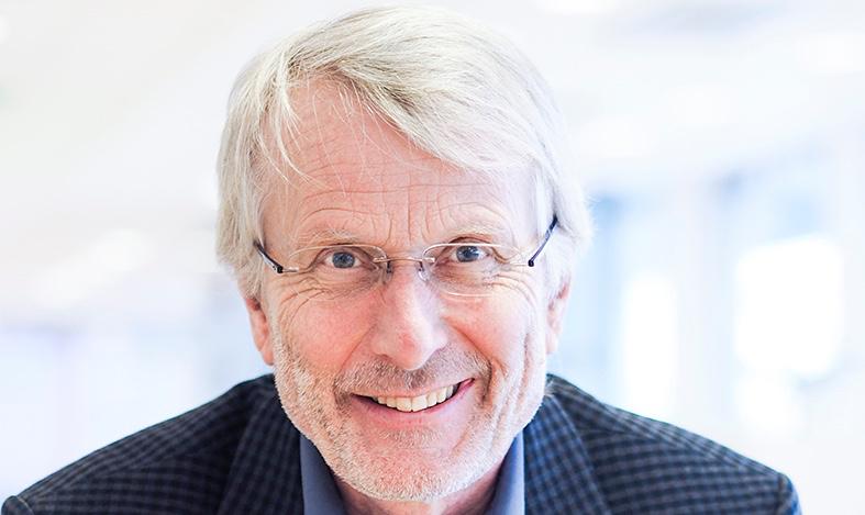 Sjeføkonom Lars Haartveit: – Økningen for møbler ble klart høyere enn jeg hadde trodd. (Foto: Odd Henrik Vanebo)