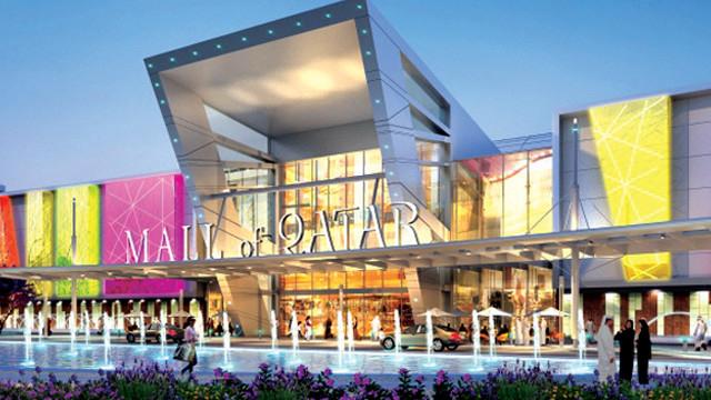 Mall of Qatar åpnet lørdag.
