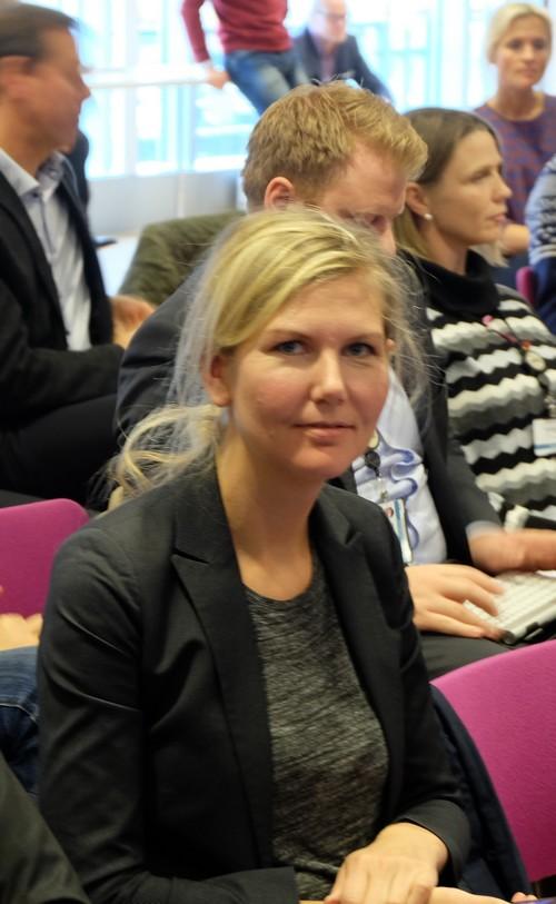 Marianne Marthinsen (Ap)