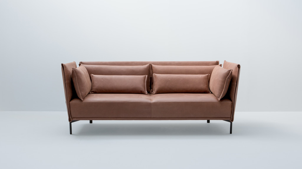 L.K.Hjelle vant prisen Årets produkt for sofaen «Niu», designet av Hallgeir Homstvedt. (Foto: L.K.Hjelle)