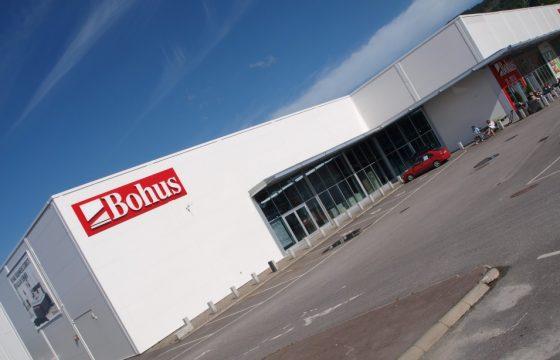 Nye' Bohus i Drammen skal snarest opp i en årsomsetning på 100 millioner.