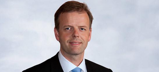 Konsernsjef Olav Holst-Dyrnes har begynt å levere.