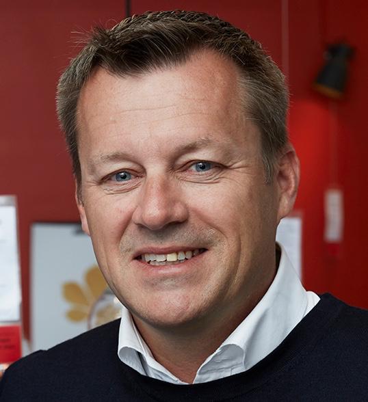 Jesper Brodin: – I år setter vi fokus på stua, og vi har forbedret stueavdelingene i alle varehusene våre for å vise et bredere utvalg av produkter og smarte hjeminnredningsløsninger. (Foto: IKEA)