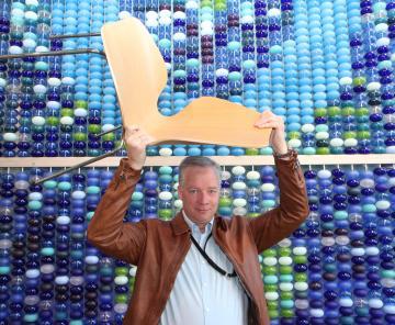 Egil Sundet: – Prosjektets formål er å øke konkurransekraften til norsk designindustri internasjonalt og hjemme.