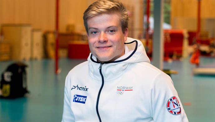 Jesper Saltvik Pedersen: – Å bli JYSK-ambassadør er kjempestort!