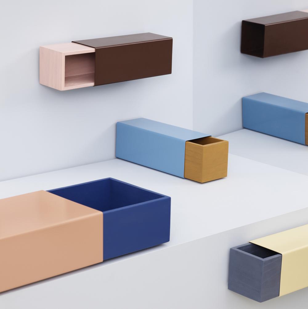 """Matchbox"", av Sara Wright Polmar. (Foto: Lasse Fløde – Pudder)"