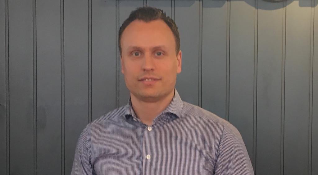 Stian Sørvik, daglig leder på Klett og Lade: – Dette har vi skikkelig tro på.