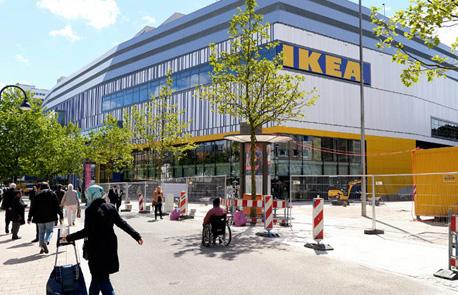 Fram til 2025 skal de etablere 25 varehus i India. (Foto: Ikea)