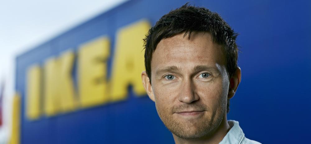 Jan Christian Thommesen kan ikke love avklaring med det første. (Foto: IKEA)