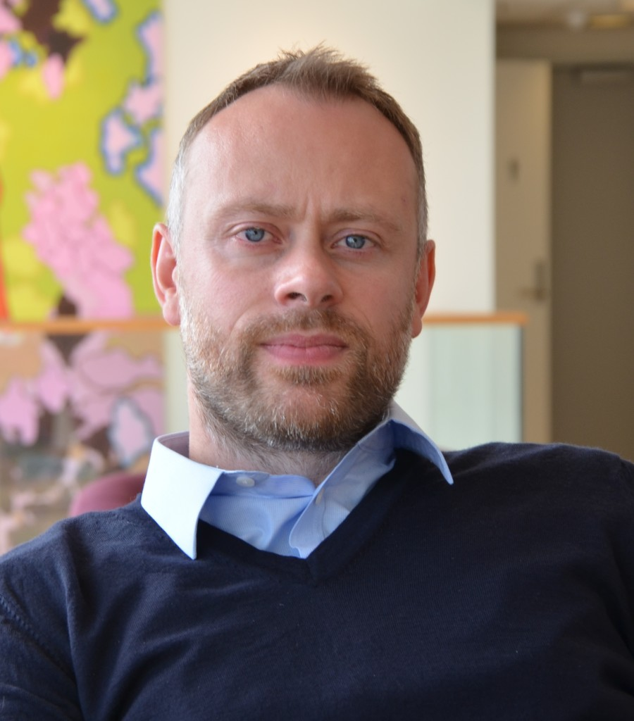 Knut Erik Rekdal: – Netthandelen av møbler fra Danmark utgjør i 2016 186 millioner kroner. (Foto: Virke)
