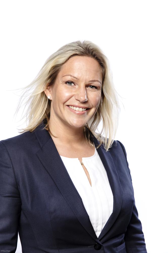 Anne Rustberggard Varden kommer med nytt utstillermagasin. (Foto: ODF)