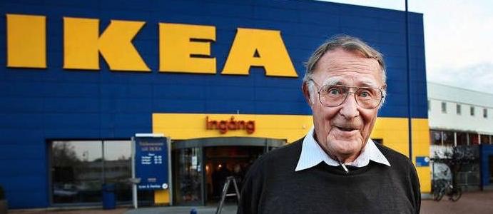 Ryktet om hans død, formidlet av SR, viste seg å være sterkt overdrevet. (Foto: IKEA)