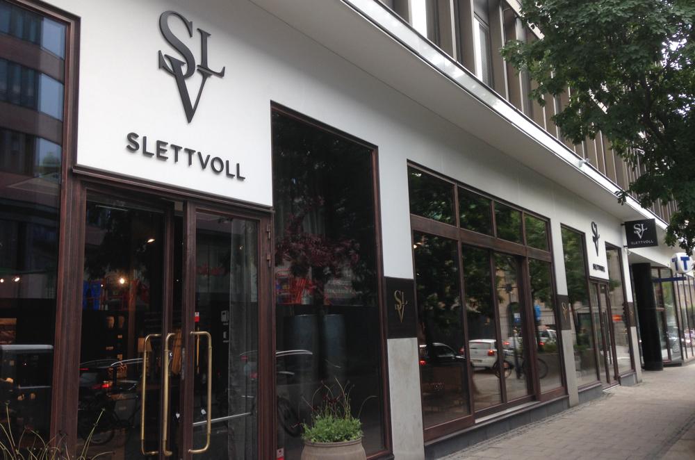 Slettvoll er på plass i Stockholm. (Foto: Slettvoll)