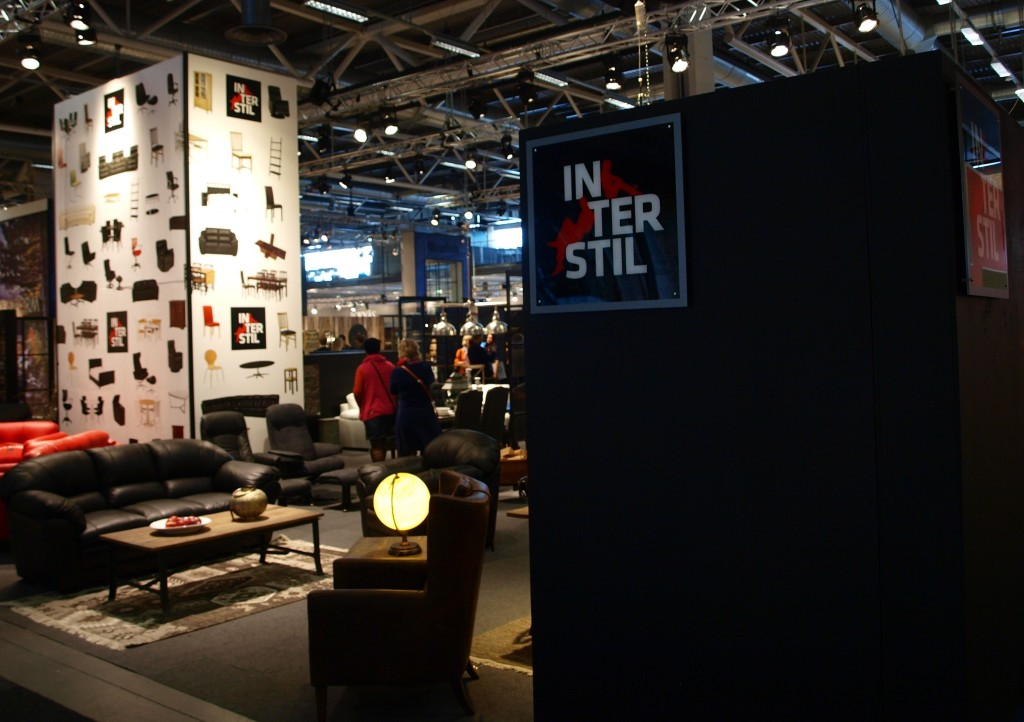 Interstil hadde stand på Stockholmsmässan i 2013. (Arkivfoto: Odd Henrik Vanebo)