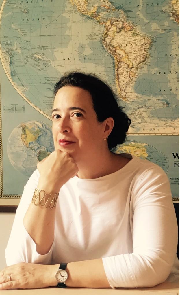 Giovanna Castellina: – Med 39 prosent av den globale møbelproduksjon er Kina fortsatt størst og viktigst i verdens møbelproduksjon. (Foto: CSIL)