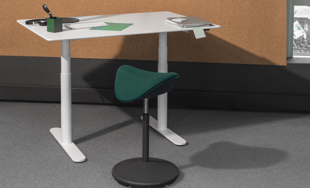 """""""Motion er den moderne kontorstolen for en sunn arbeidsdag."""""""