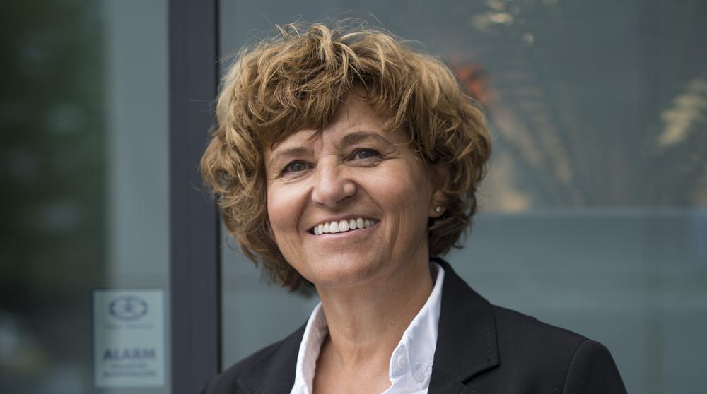 Direktør for kjøpesenterforvaltning i KLP Eiendom, Ellen Solberg. (Foto Skjalg Bøhmer Vold/KLP)
