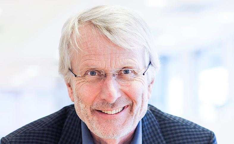 Lars Haartveit: – Mai-tallene får oss ikke til å endre prognose. (Foto: Virke)
