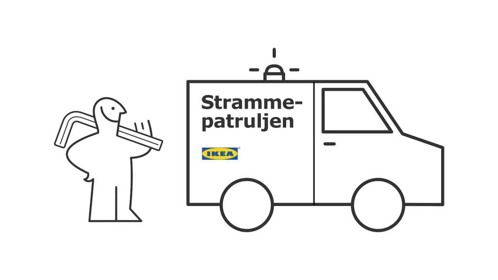 Pictogram: IKEA.no