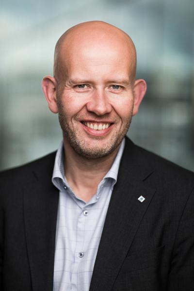 Tord Lien: – Skal vi klare å opprettholde velferdsmodellen er vi avhengig av at flere er i jobb. (Foto: NHO Trøndelag)
