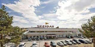 Det går den rette veien for Skeidar-varehusene.