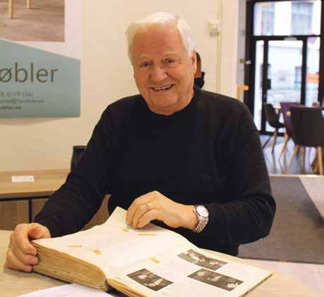 Tore Linnerud takker av etter nærmere 20 år som formann og foreningen legger ned etter 100.