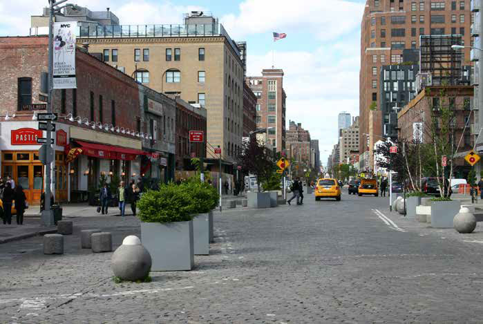 Meatpacking District.
