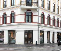 Odins gate - showrom og butikk