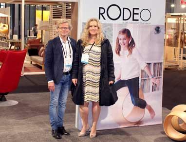 Frode Skretting og Randi Sudmann Tunheim