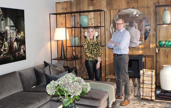 Frank Ove Lind og Renate Osen Tingstad