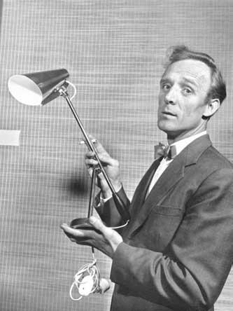 Birger Dahl vil først og fremst være forbundet med lamper – men hadde en langt bredere praksis enn det i etterkrigstidens uuttømmelige behov for produkter.