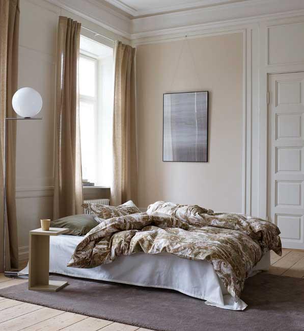 Gunilla - sateng sengetøy