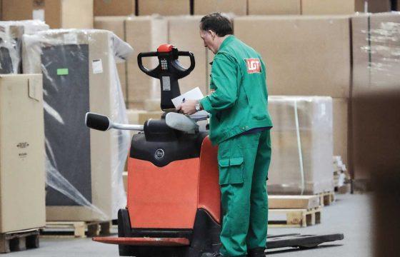 LGT tilbyr logistikkløsninger for de fleste behov.