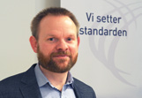 Are Lyubråten er prosjektleder miljø og kvalitet i Norsk Industri – Designindustrien.